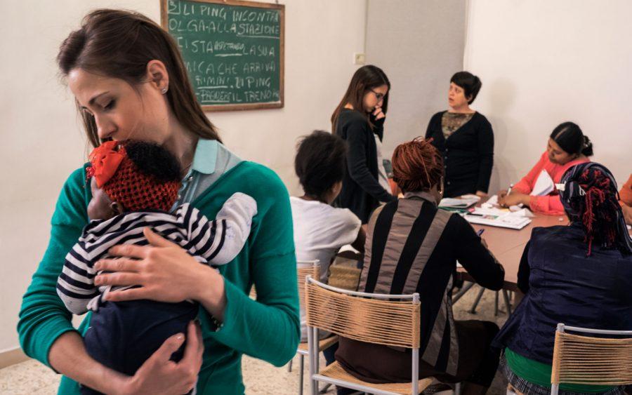 Corsi di formazione per mamme