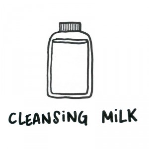cleansingmilk